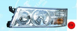 2007-7C Front combination lamp��the same size as original imported)